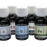 Elements bottles