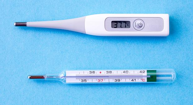 Digital & Analog Thermometers
