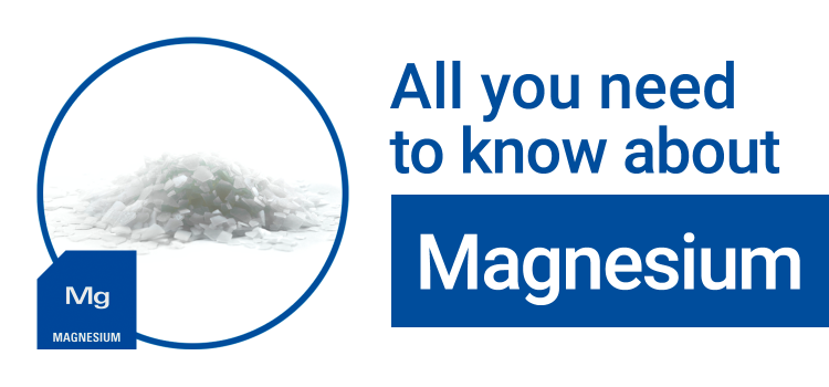 All You Need to Know About: Magnesium