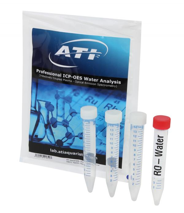 ATI ICP OES Water Analysis Test